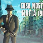 Cosa Nostra Mafia 1960