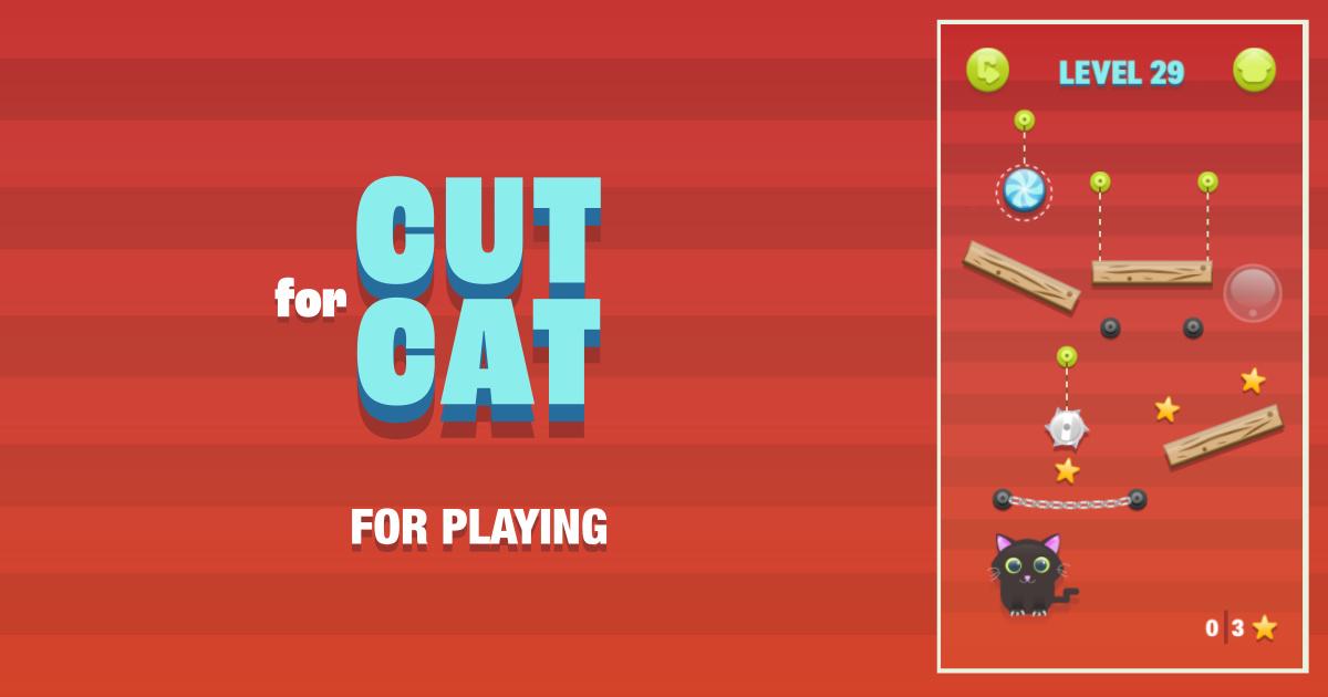 Cut For Cat