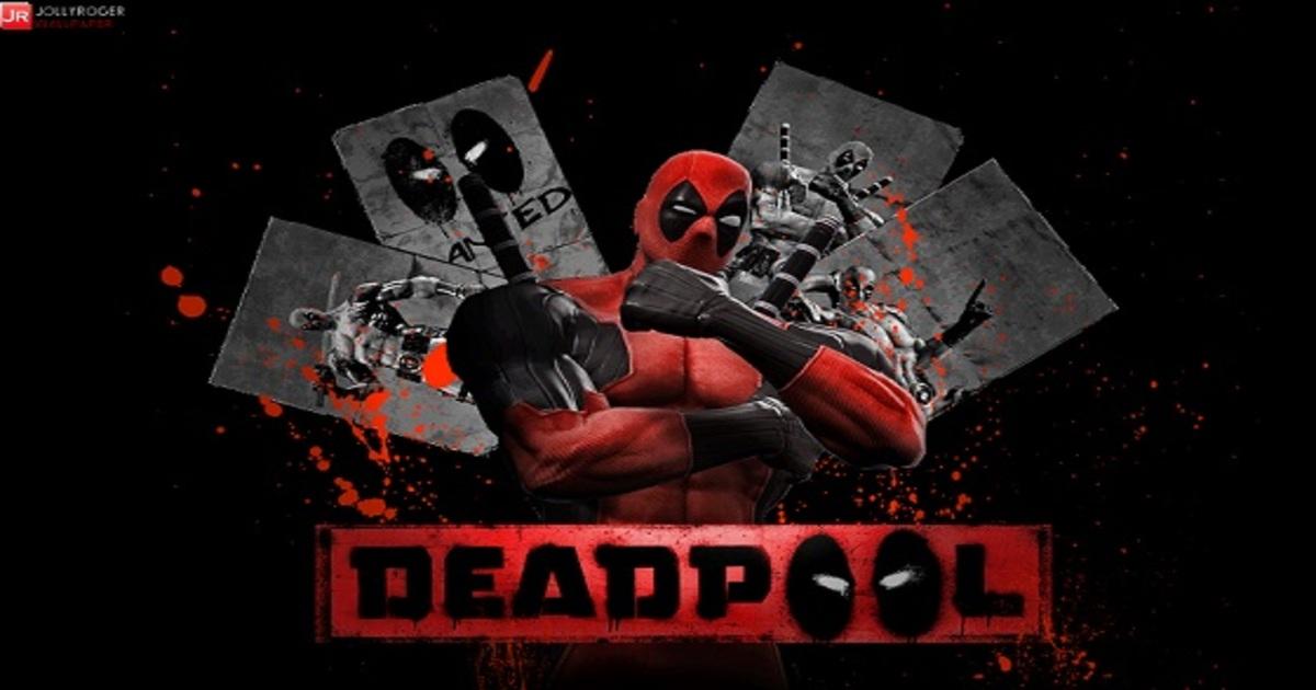 Image Deadpool Fight