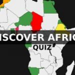 Location of African countries   Quiz