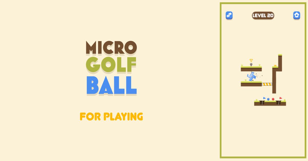 Image Micro Golf Ball