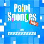 Paint Sponges Puzzle