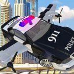 Police Flying Car Simulator