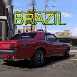 Project Car Physics Simulator: Brazil