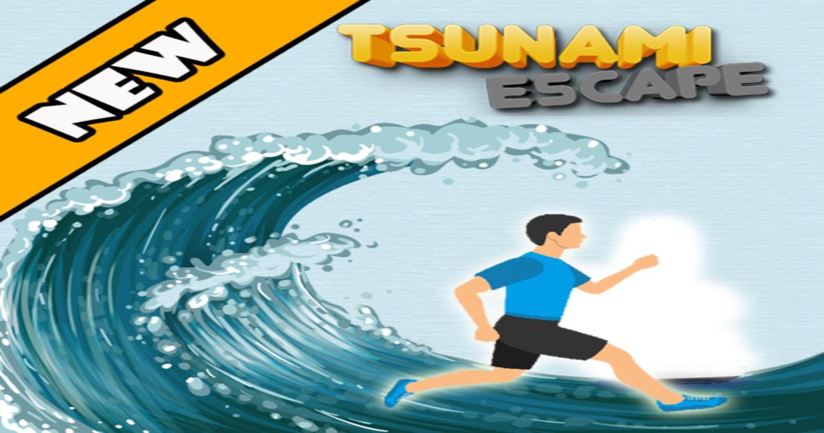 Image Tsunami Escape
