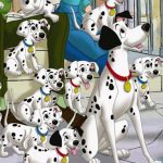 101 Dalmations Jigsaw Puzzle Collection