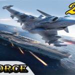 Ace Force Air Warfare Joint Combat Modern Warplane
