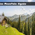 Alpine Mountain Jigsaw