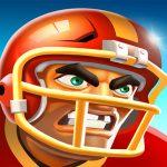 American Football Runner