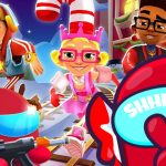 Amoung us – Subway Surfers