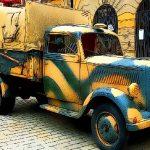 Army Trucks Jigsaw