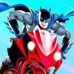 Batman Motorbike Racing