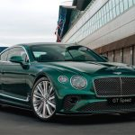 Bentley Continental GT Speed Slide