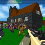 Best blocky Combat Arena 2020