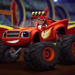 Blaze Monster Trucks Hidden Stars