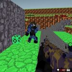 Blocky combat Wars Advanced SWAT