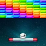 Bricks Breaker Arcade Space Game