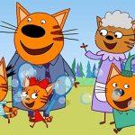 Cat Family Educational Games
