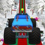 Christmas Monster Lastwagen
