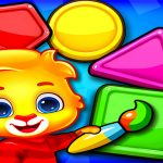 Colors & Shapes – Kids Learn Color and Shape