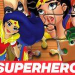 Dc Superhero Girls Jigsaw Puzzle