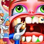 Dentist Surgery ER Emergency Doctor Hospital Games