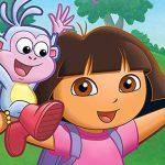 Dora Candy Land