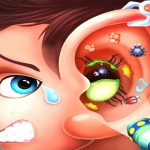 Ear doctor simulate game