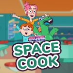 Elliott From Earth – Space Academy: Space Cook