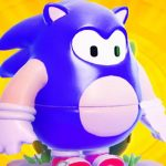 Fall Guys Sonic : Knockout Royale