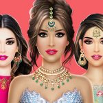 Fashion Competition Dress up and Makeup Games