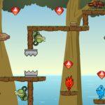 Fireboy Watergirl Island Survival