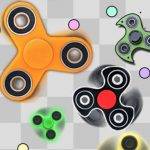 Fisp.io Spins Master of Fidget Spinner