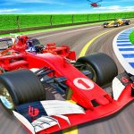 Formula car racing: Formula racing car game