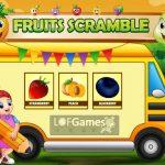 Fruits Scramble