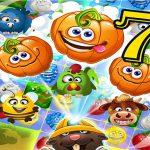 Funny Faces Farm Match3 Mermaid – treasure game