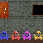 Grey Brick House Escape