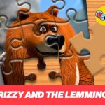 Grizzy and the lemmings Jigsaw Puzzle Planet
