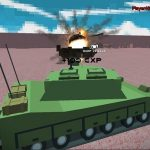 Helicopter And Tank Battle vehicle wars