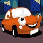 Little Car Jigsaw