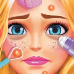 Makeover Salon Girl Games: Spa Day Makeup Artist