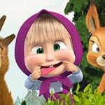 Masha and the Bear Jigsaw Puzzle Collection