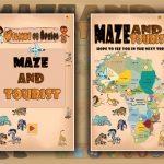 Maze And Tourist