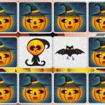 Memory Kids Halloween Game