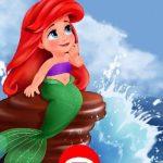Mermaid Princess Dressing