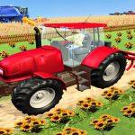 Modern Tractor Farming Simulator: Thresher Games