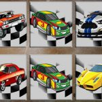 Muscle Cars Memory