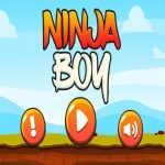 Ninja Boy !