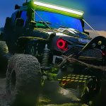 Offroad Jeep Driving Puzzle