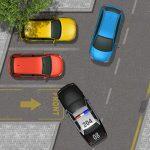 Park The Police Car
